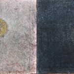 Zero Sun 1 and 2 2012  39 x 78 cm